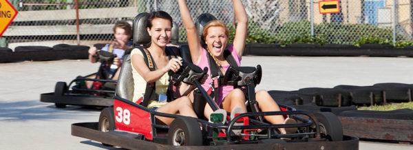 Adventure Speedway Go Karts | Adventure Landing Family Entertainment Center | Dallas, TX