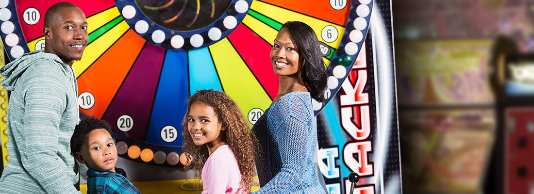 Arcade   Adventure Landing Family Entertainment Center   Dallas, TX