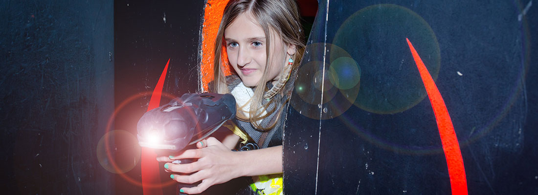 Laser Tag | Adventure Landing Family Entertainment Center | Dallas, TX