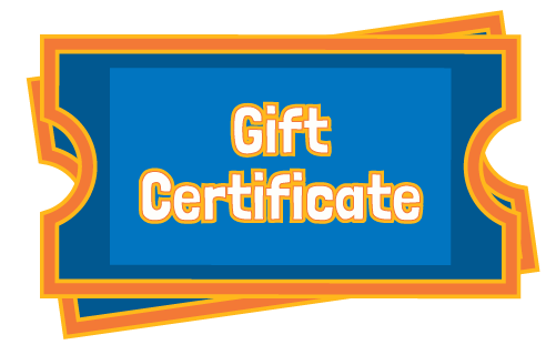 Gift Certificate | Adventure Landing Family Entertainment Center | Dallas, TX