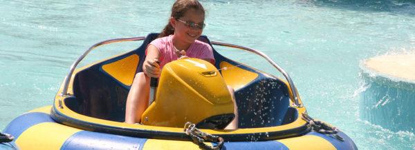 Bumper Boats | Adventure Landing Family Entertainment Center | Dallas, TX
